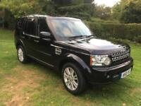 Land Rover Discovery 4 3.0TDV6 ( 242bhp ) 4X4 Auto HSE