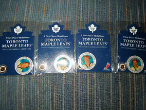 TORONTO MAPLE LEAFS MEDALLION SET Kitchener / Waterloo Kitchener Area image 3