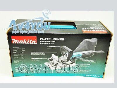 Makita Plate Joiner PJ7000 New Sealed