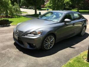 2016 Lexus IS300  2016  LEASE OR BUY 440.00 MONTH 35 MONTH TO GO