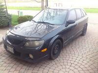 2002 Mazda Protege Hatchback