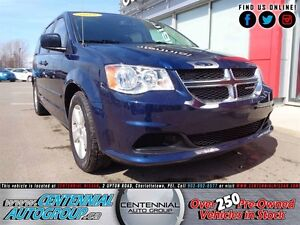 Dodge Grand Caravan Canada Value Package 2016