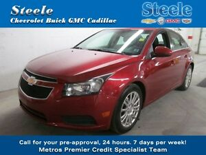 2012 Chevrolet CRUZE LT Eco.....Absolute Fuel Miser !!!
