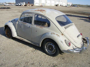 <<<WANTED>>>1967 VOLKSWAGEN BEETLE for PARTS<<<WANTED>>>