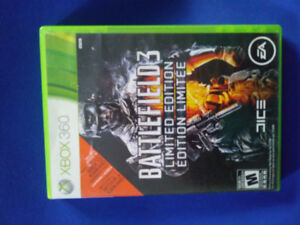 Battlefield 3 used Xbox 360 game for sale!