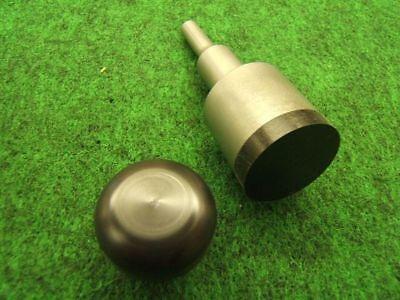 Shrinking Die Set For Soft Metals - English Wheel Planishing Hammer - Usa