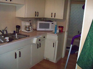Newly renovated 2 bedroom suite,  50% off fist month rent
