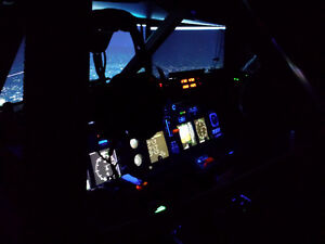 Flight Simulator Boeing 737 Everyone can Fly..BEST OFFER TAKES Edmonton Edmonton Area image 2