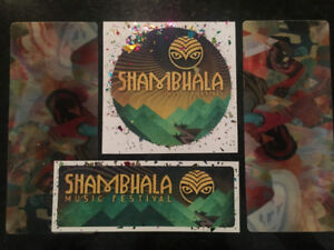 1 Shambhala Tickets Available $325