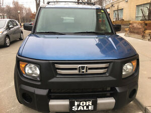 2007 Honda Element SUV, Crossover