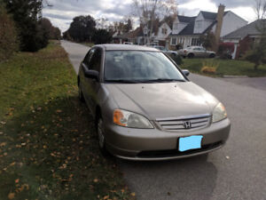 2003 Honda Civic - as-is - $500