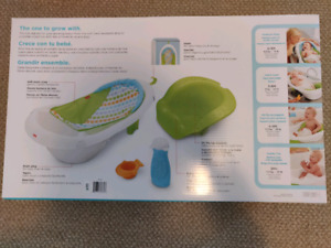 Fisher-Price 4-in-1 Sling & Seat Tub
