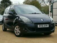2010 Renault Scenic 1.5dCi 106 Expression - 59,000 MILES - FSH - NEW MOT