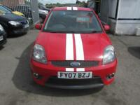 2007 Ford Fiesta Hatch 3Dr 2.0 150 ST 5 Petrol red Manual