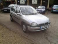 Vauxhall/Opel Corsa 1.2 16 valve 5 door