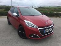 2016 Peugeot 208 1.2 Puretech Allure Manual Hatchback