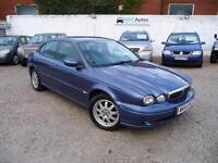 2005 Jaguar X-TYPE 2.0D Classic Diesel 4Dr, FULL SERVICE HISTORY, 12M MOT, EW CD