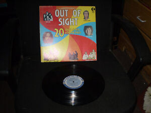 vinyl out of sight/20 original hits en 33 tour