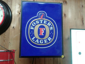 Fosters Beer Light