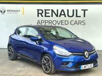 2017 Renault Clio RENAULT CLIO 0.9 TCE 90 Signature Nav 5dr Hatchback Petrol Man