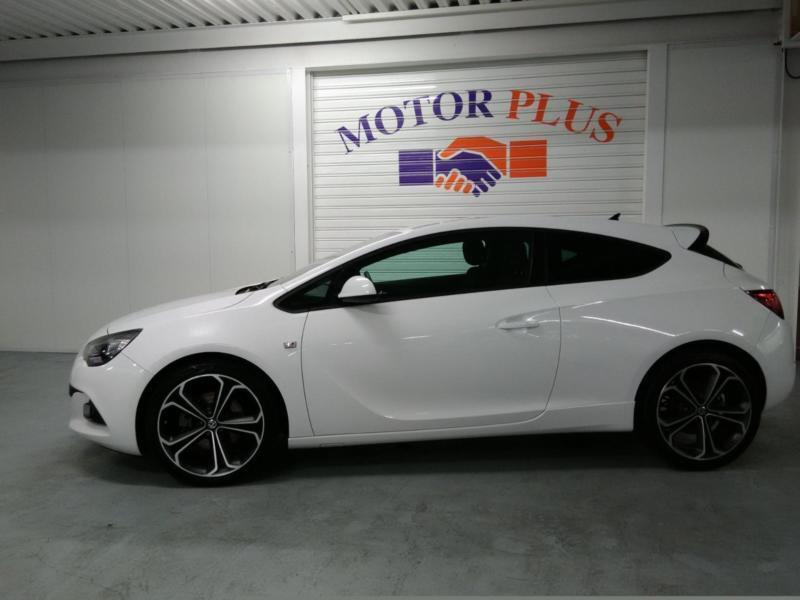 2014 VAUXHALL ASTRA GTC LIMITED EDITION S/S HATCHBACK ...