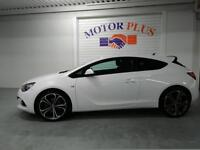 2014 VAUXHALL ASTRA GTC LIMITED EDITION S/S HATCHBACK PETROL