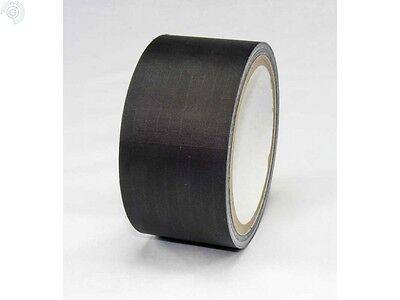 Ripstop Sail Repair Nylon Tape Roll in Black