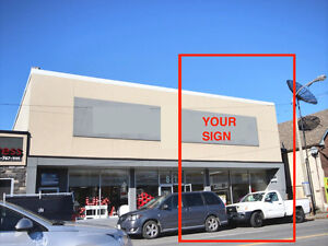 PRIME RETAIL SPACE - 3500 SQ - FOR LEASE