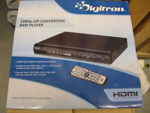 DIGITRON 1080P DVD PLAYER