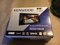 KENWOOD DVD CD PLAYER BLUETOOTH