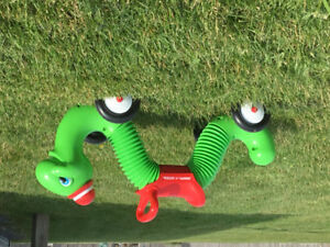 Inch Worm Ride-on Toy For Sale