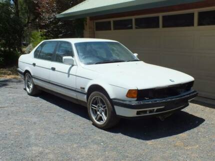 1991 BMW 735iL E32 Wrecking or Parts Murrumbateman Yass Valley Preview