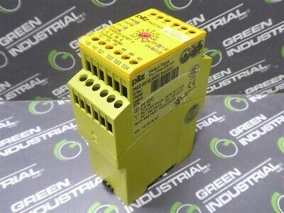 Used Pilz Pnoz Xv3 Safety Relay Module Ident. No. 774540 123913