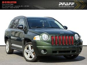 2009 Jeep Commander Limited 4D Utility 4WD