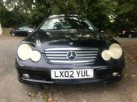 2002 Mercedes-Benz Compressor automatic, full MOT
