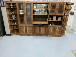Wall Units And Shelving Units | Kijiji in Calgary. - Buy, Sell ...