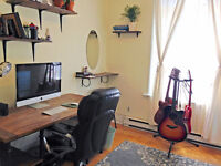 4 1/2 in Villeray - Sublet January - July 2016 - ALL INCLUDED