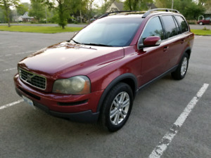2008 Volvo XC90 3.2 AWD, Loaded, New Winter Tires