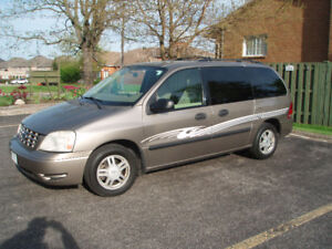 2005 FORD FREESTAR  6cyl 4.2L