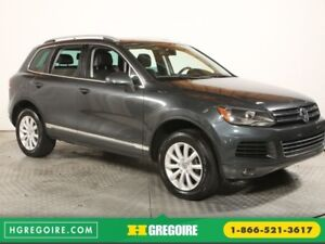 2011 Volkswagen Touareg Comfortline AUTO A/C CRUISE BLUETOOTH