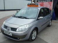 RENAULT SCENIC 1.6 VVT 115 AUTOMATIC PRIVILEGE MPV 67K MILES 6 MONTHS WARRANTY