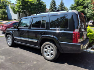 2007 Jeep Commander Limited  5.7 Hemi