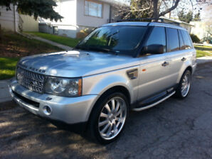 2006 LAND ROVER RANGE ROVER 4.4L V8 SPORT HSE - FULLY LOADED!!!