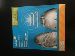 Safety Soundview Baby Monitor