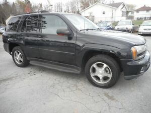2005 Chevrolet Trailblazer tax included SUV, Crossover