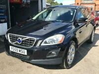 2010 Volvo XC60 2.4 D5 SE LUX AWD 5d 205 BHP Estate Diesel Automatic