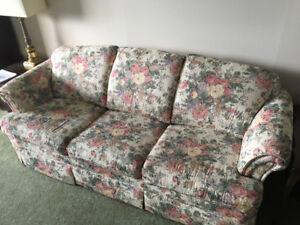 SofaBed and Chair