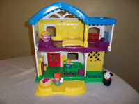 Fisher Price Little People House - Sound Effects