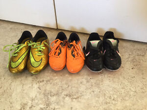 Kid's Soccer Cleats - Various Sizes