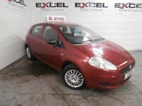 FIAT GRANDE PUNTO 1.2 ACTIVE 5 DOOR HATCHBACK 2008 08-REG